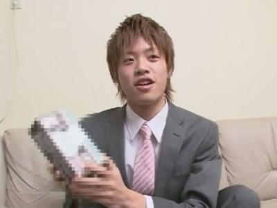 ノンケ ゲイ セックス 実演