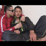 【ゲイ動画】ジャージのアスリート系男子の剛毛アナルをディルドでほじくり生チンポAFでザーメンをどっぷり種付けする!