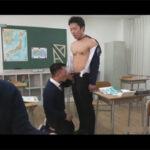 【ゲイ動画】いじめられっ子のゲイ男子校生の逆襲!授業中に時間を止めていじめっ子のケツに鉛筆やチンポを突っ込んで種付け肛門姦!