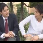 【ゲイ動画】若いイケメンモデル同士がBLセックス!モデルの1人は高校生に見えるブレザー姿で登場しDKとヤッている気分をプラス!