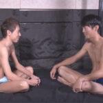 【ゲイ動画】スジ筋なタトゥーを入れているヤンチャ系の男たちがアナルセックスをラブラブな雰囲気で楽しむことになる!